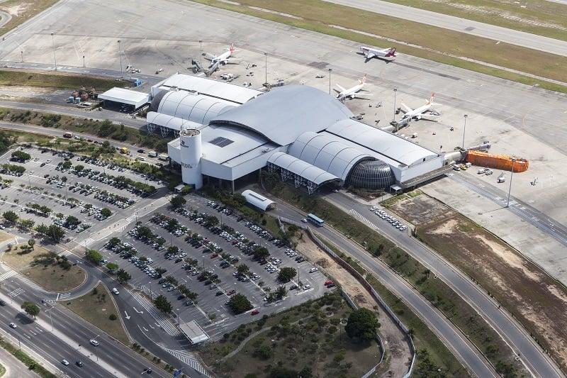 Como ir do aeroporto até o centro turístico de Fortaleza: Aeroporto