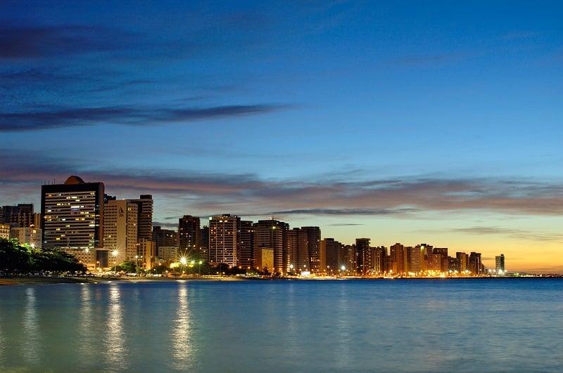 Pontos turísticos em Fortaleza: Avenida Beira Mar