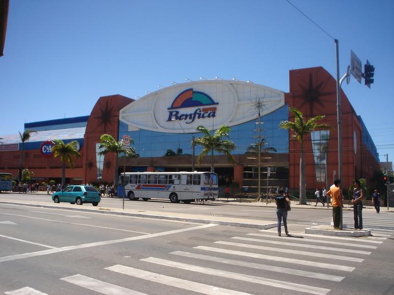Shoppings em Fortaleza: Benfica
