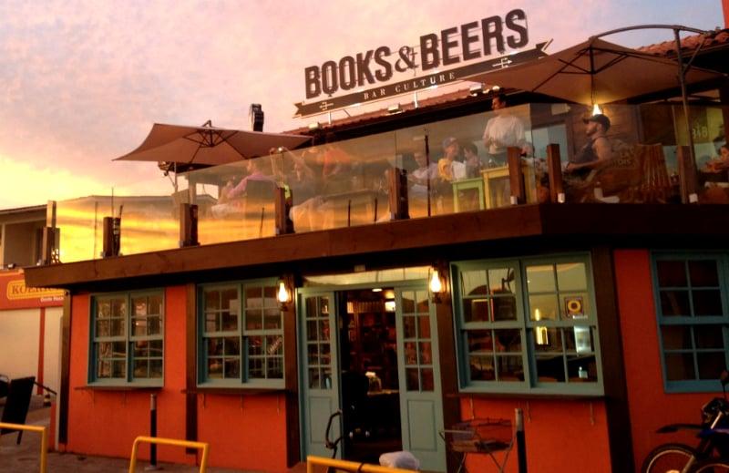 Roteiro de 3 dias em Florianópolis: Books e Beers