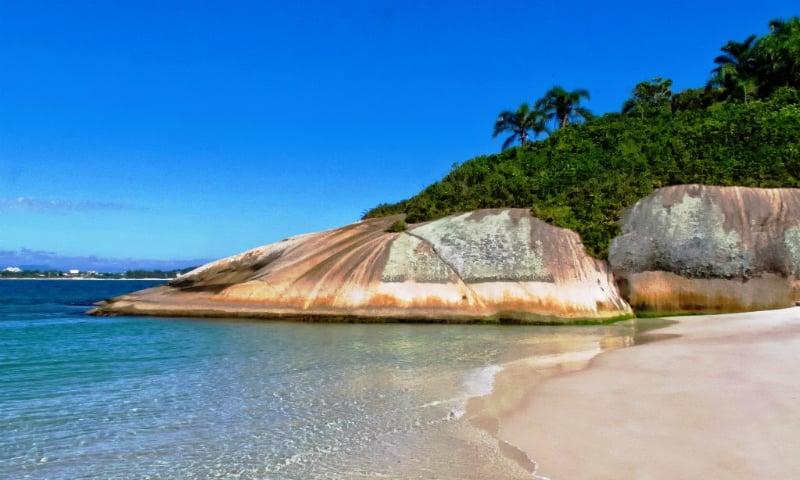 Clima e Temperatura em Florianópolis: Ilha do Campeche