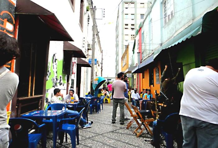 Bares em Florianópolis: Canto do Noel