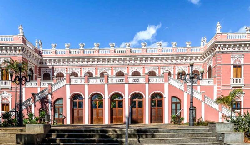 O que fazer em Florianópolis: Palácio Cruz e Souza