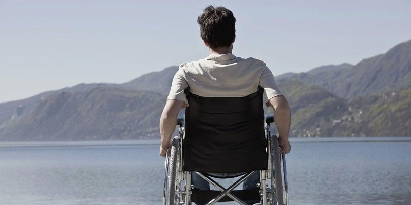 Deficientes físicos em Fortaleza: Cadeirante