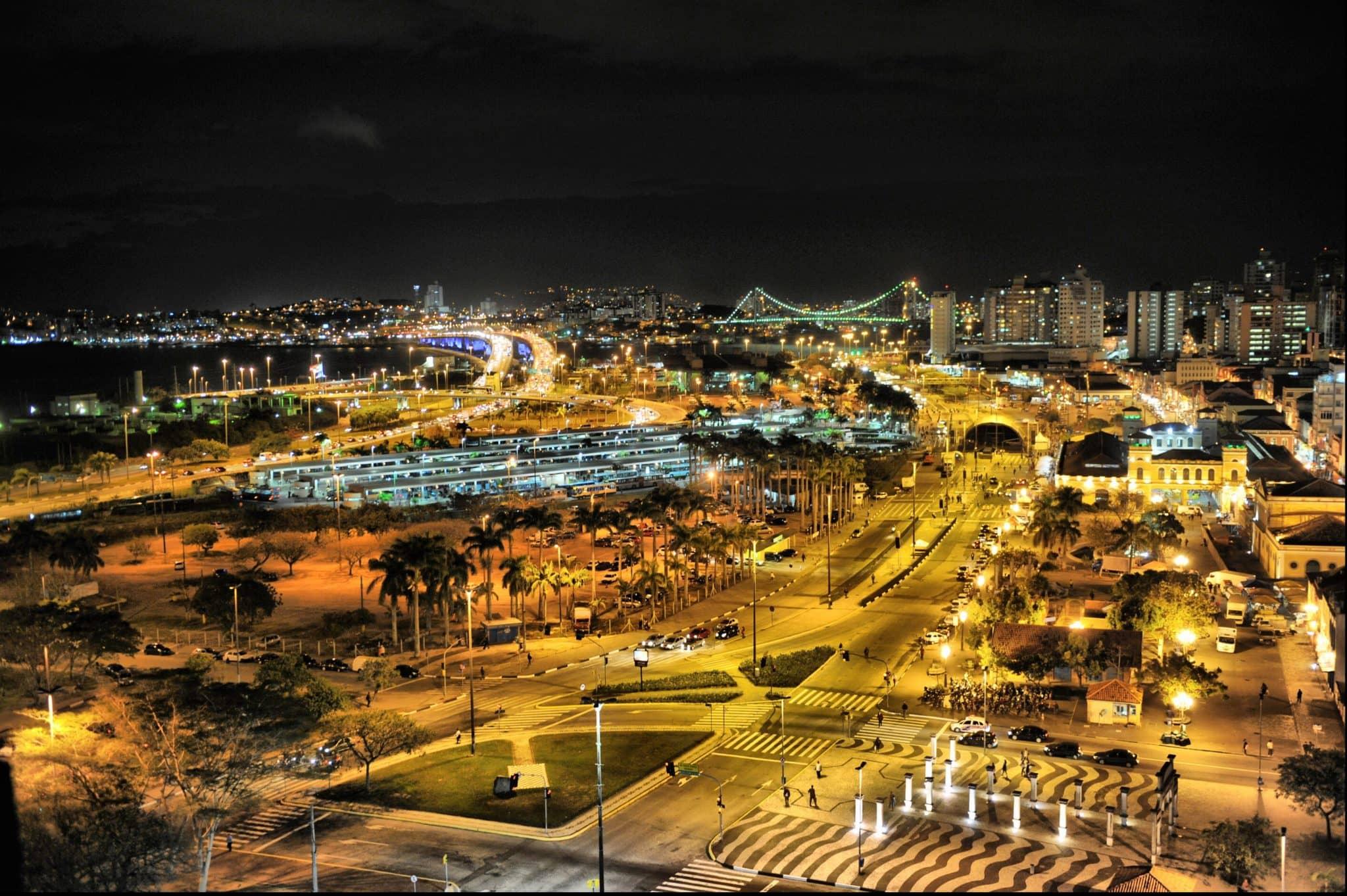 O que fazer à noite em Florianópolis
