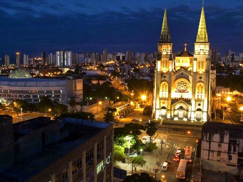 O que fazer a noite em Fortaleza