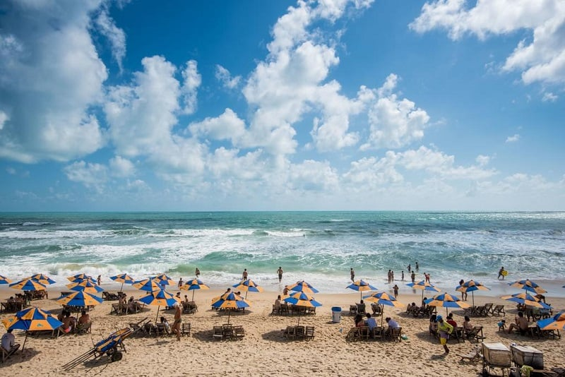 Onde ficar em Fortaleza: Praia do Futuro