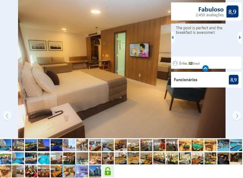 Melhores hotéis em Fortaleza: Gran Mareiro