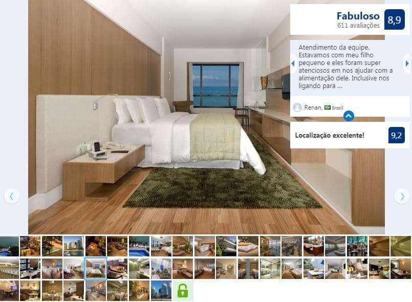 Melhores hotéis em Fortaleza: Gran Marquise