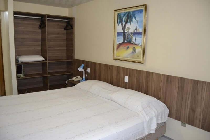 Hotéis no centro turístico em Fortaleza: Hotel Casa de Praia