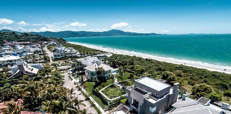 Ficar hospedado em Florianópolis: Jurerê Internacional