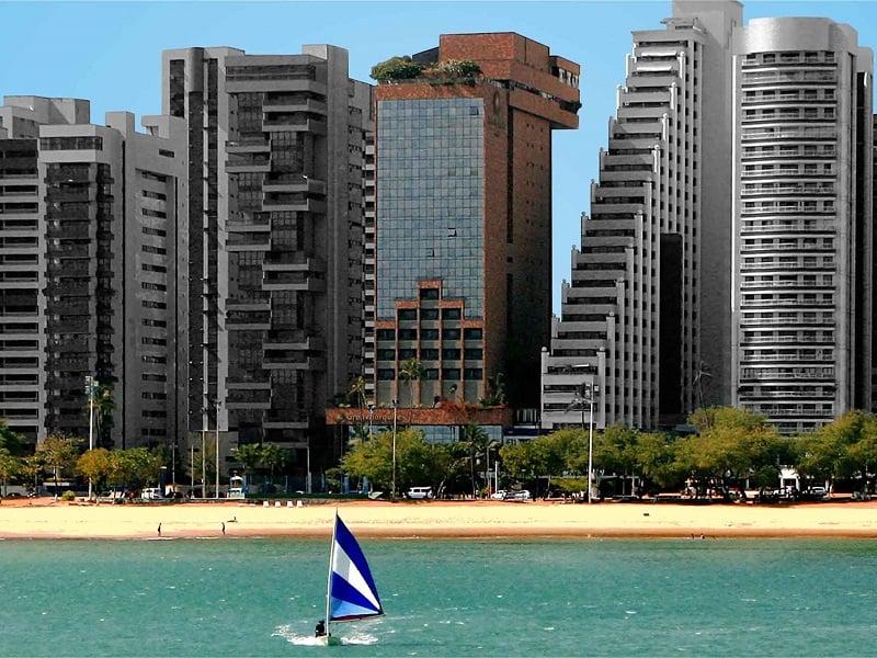Melhores praias em Fortaleza: Mucuripe