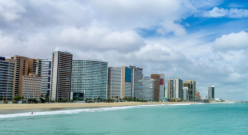 Melhores praias em Fortaleza: Meireles