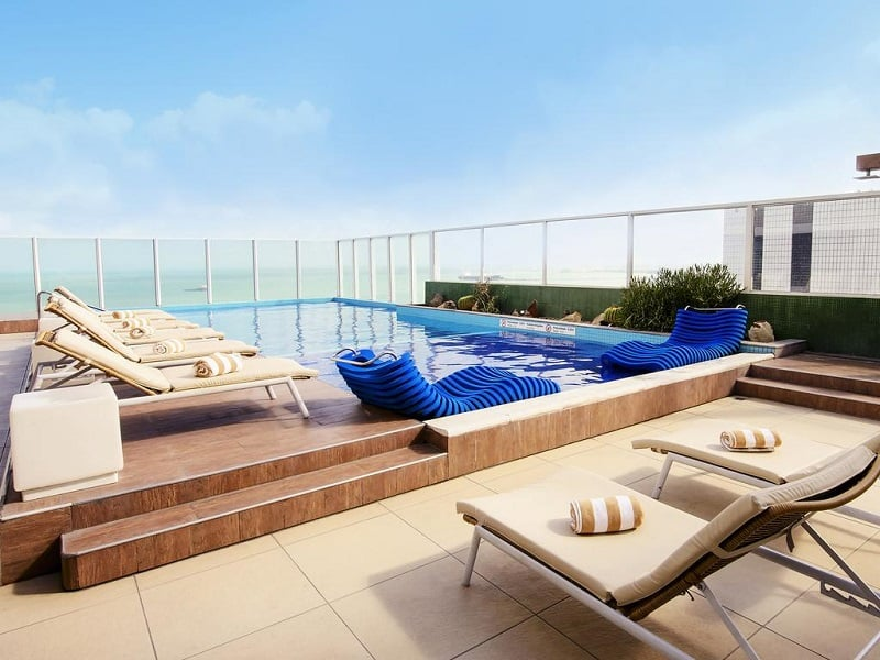 Hotéis no centro turístico em Fortaleza: Seara