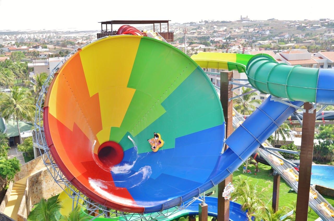 Principais atrações do Beach Park: Vaikuntudo