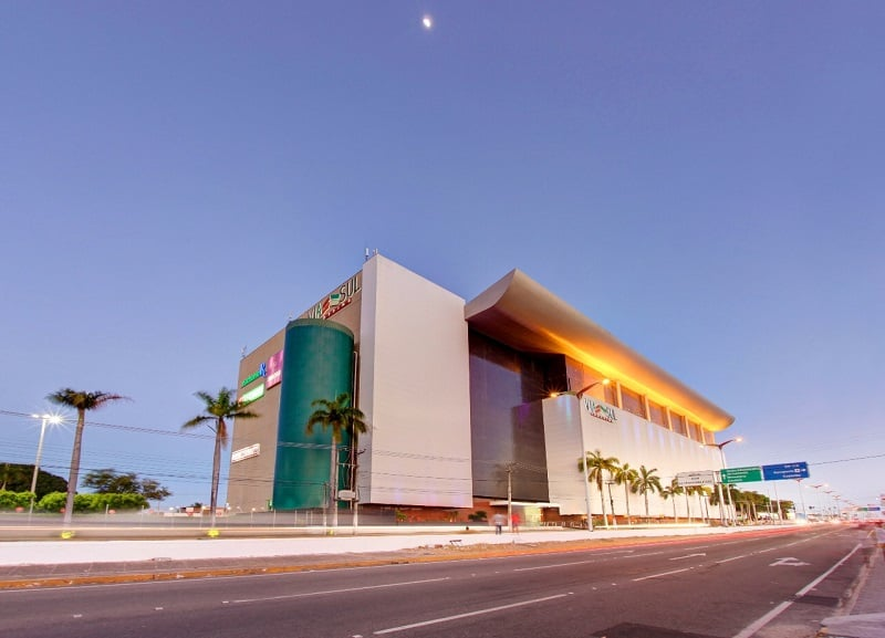Shoppings em Fortaleza: Via Sul