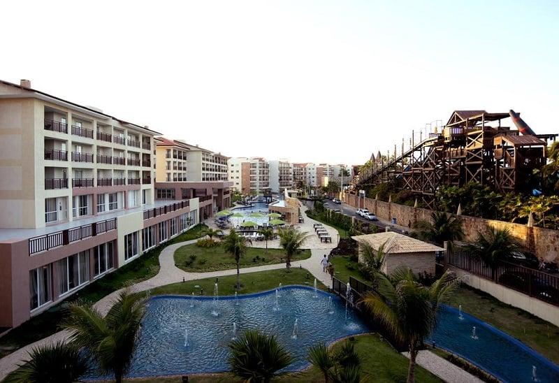 Onde se hospedar no Beach Park em Fortaleza: Wellness Resort