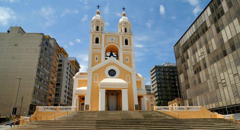 Passeios em Florianópolis: Catedral Metropolitana