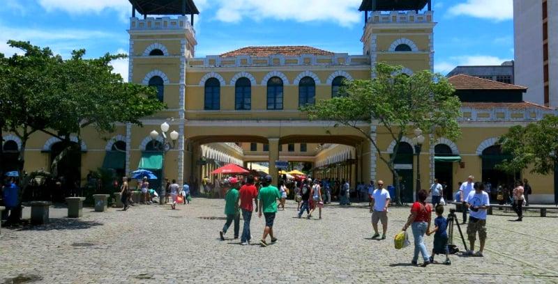 Ficar hospedado em Florianópolis: Mercado Público