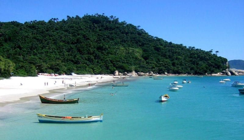 Passeios em Florianópolis: Ilha do Campeche