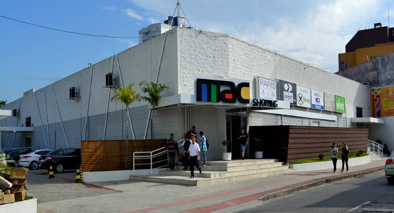 Shoppings em Florianópolis: Mac Shopping