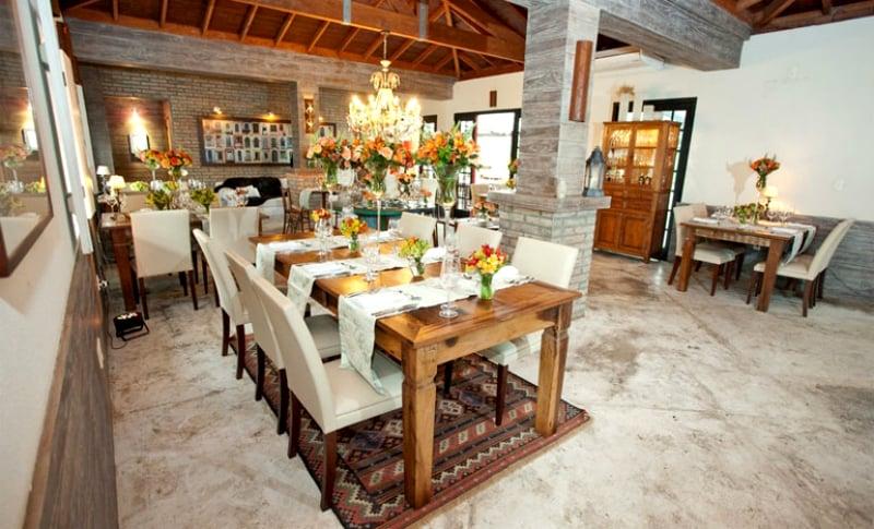 Restaurantes em Florianópolis: Dolce Vita Restaurante