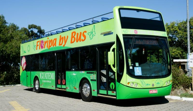 Passeios em Florianópolis: Floripa Bus