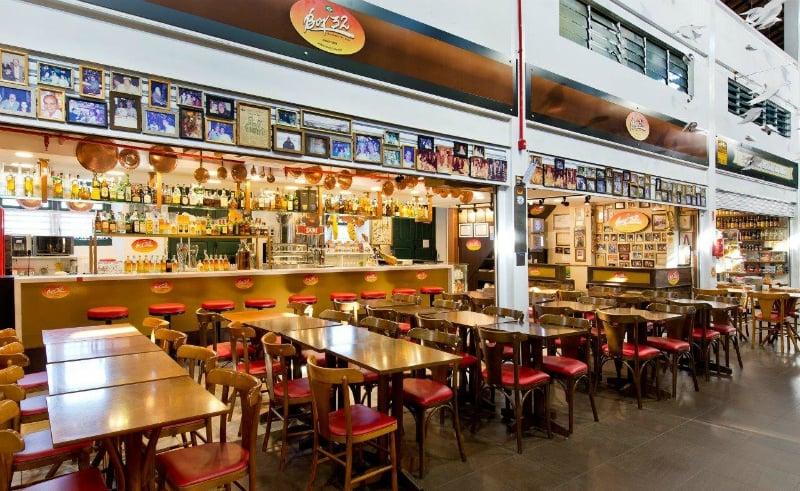 Restaurantes em Florianópolis: Box 32