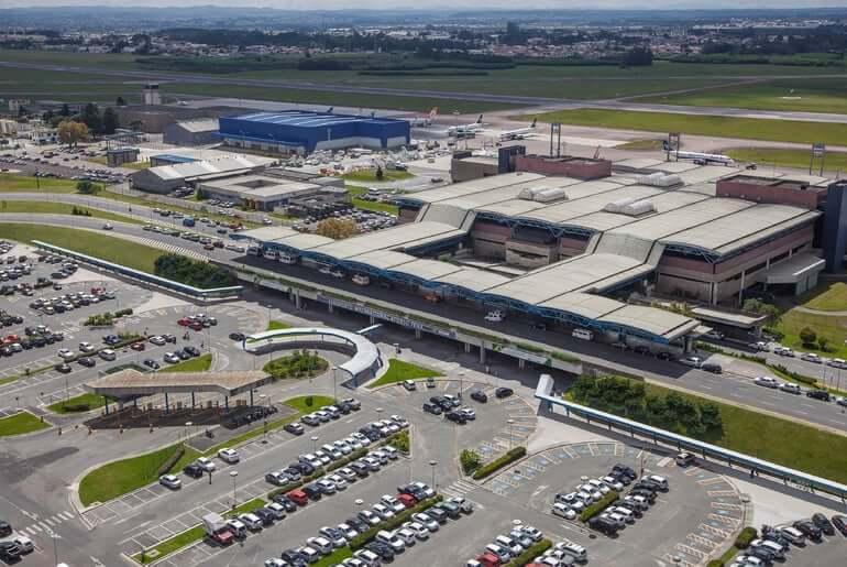 Onde Ficar em Curitiba: Aeroporto