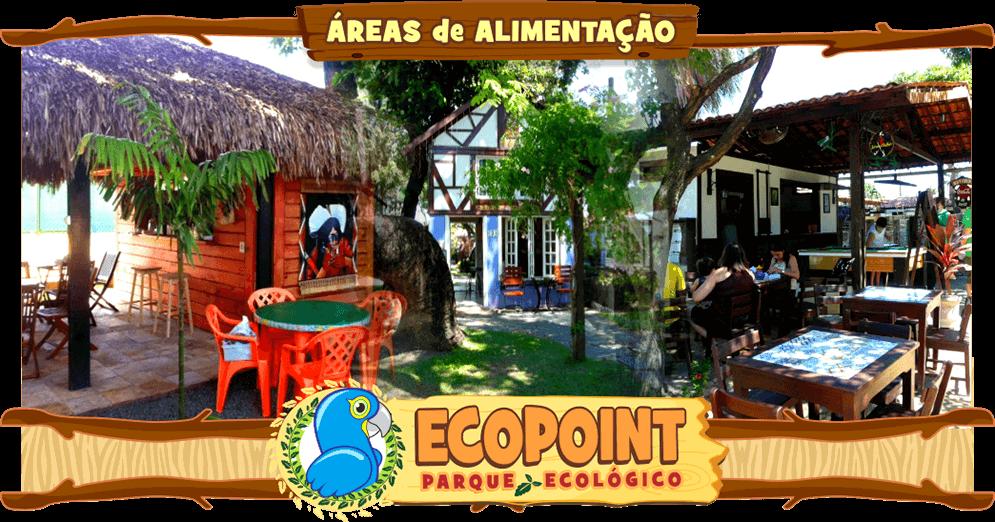Parque Ecopoint em Fortaleza: Alimentação