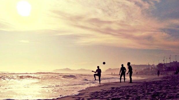 Praia de Meireles: Lazer