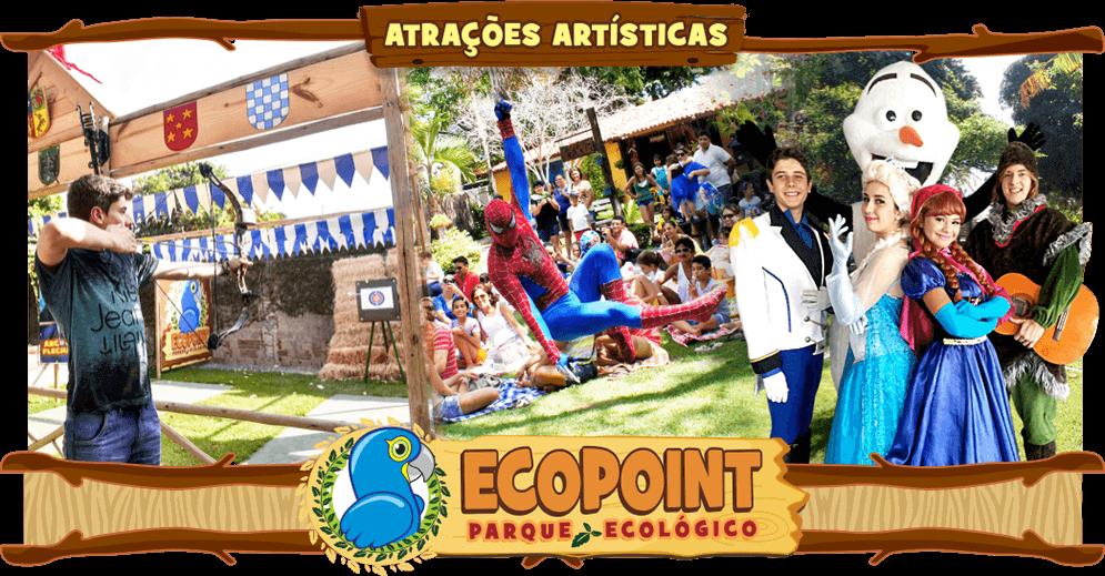 Parque Ecopoint em Fortaleza: Atrações