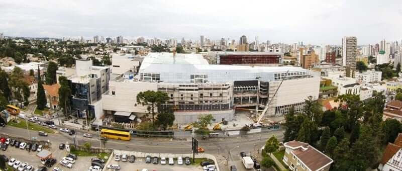 Onde Ficar em Curitiba: Batel