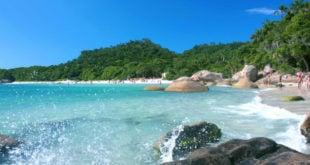 Ilha do Campeche em Florianópolis: