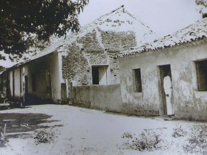 Casa de José de Alencar em Fortaleza: Antiga