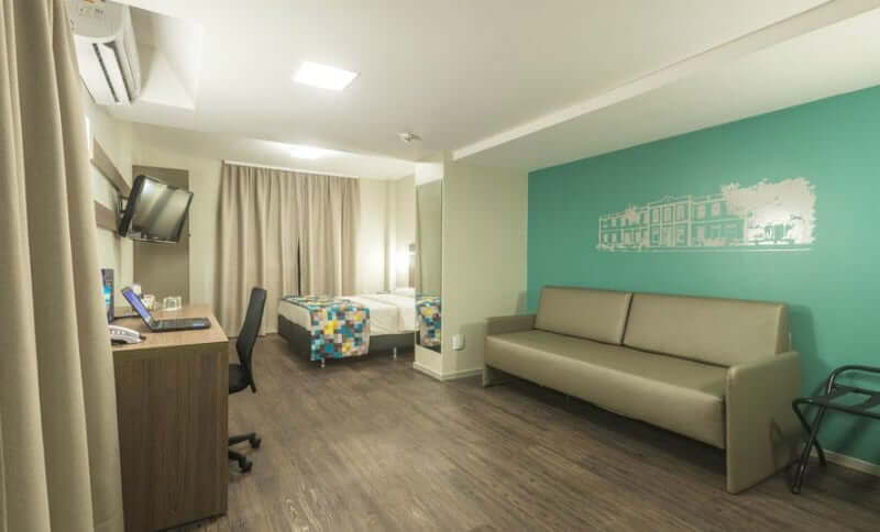 Dicas de hotéis em Florianópolis: Castelmar Hotel