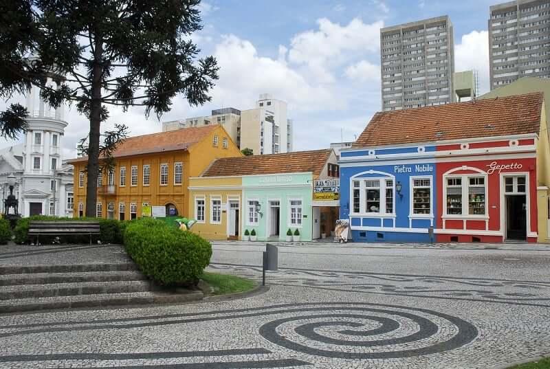 Roteiro de 4 dias em Curitiba: Centro Histórico