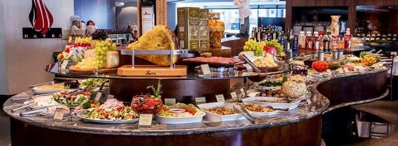 Melhores restaurantes em Curitiba: Batel Grill