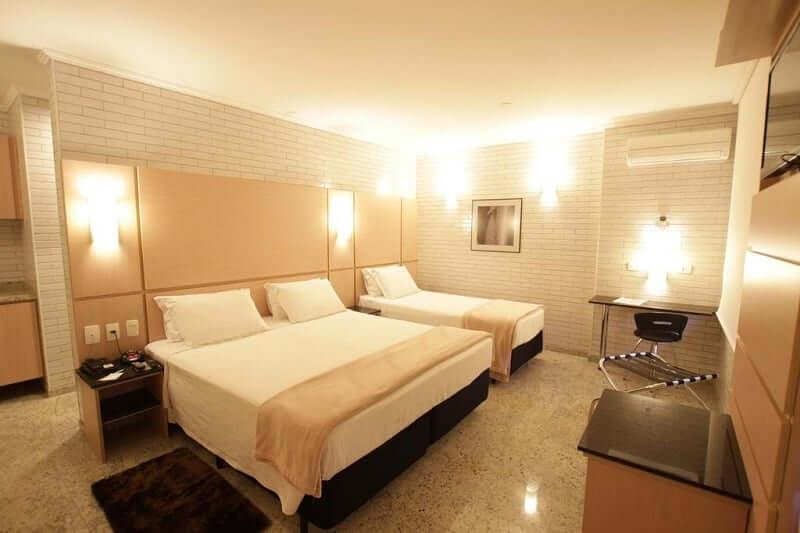 Hotéis bons e baratos em Curitiba: Confiance