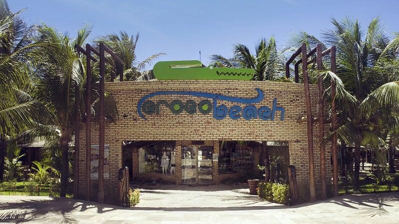 Praia do Futuro em Fortaleza: Lazer