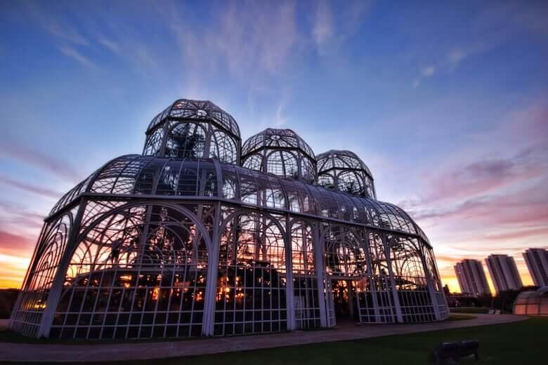 Roteiro de 4 dias em Curitiba: Jardim Botânico