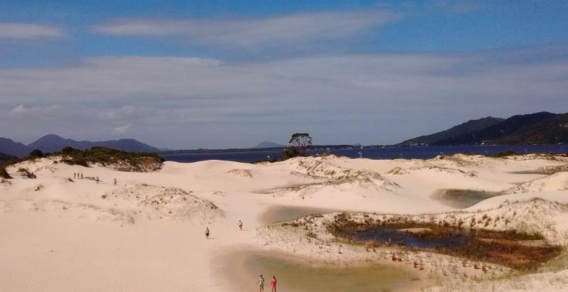 Roteiro de 1 dia em Florianópolis: Dunas da Praia da Joaquina