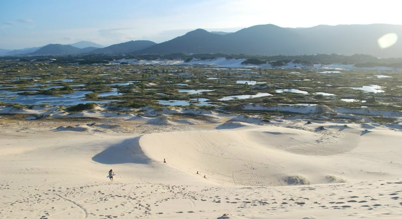 Roteiro de 3 dias em Florianópolis: Dunas da Praia da Joaquina