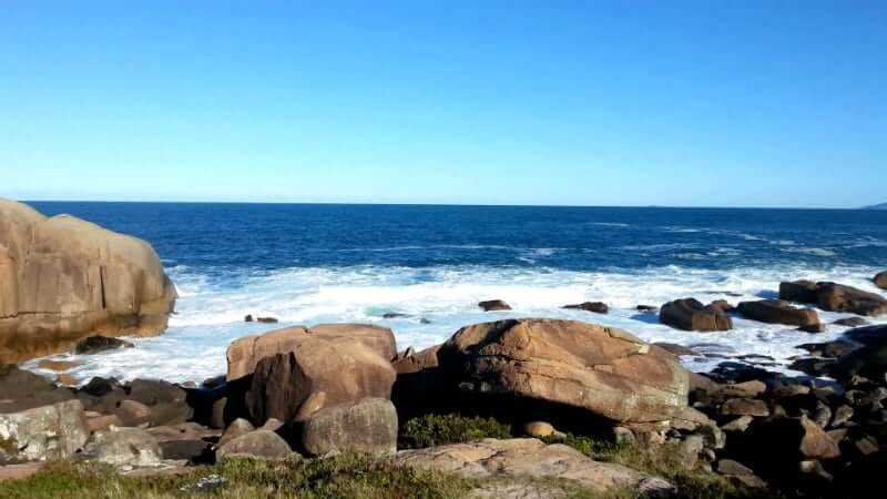 Praias do leste de Florianópolis: Praia da Galheta