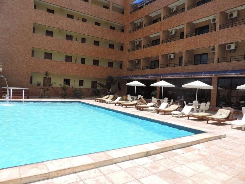 Hotéis bons e baratos na Praia do Futuro em Fortaleza: Golden Beach