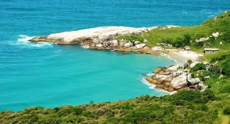 Praias do leste de Florianópolis: Praia Gravatá