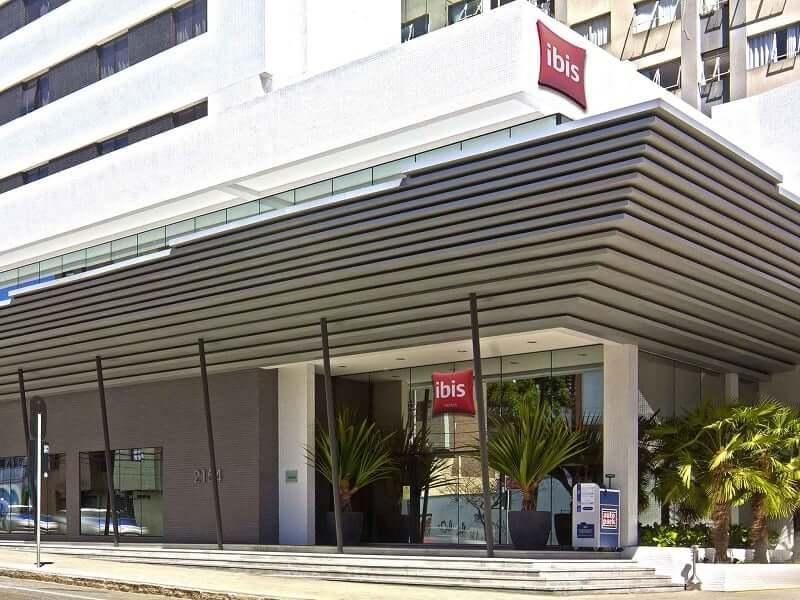 Hotéis bons e baratos em Curitiba: Ibis