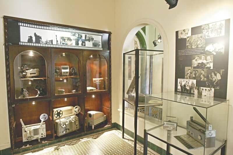 Museu da Imagem e Som em Fortaleza: Acervo