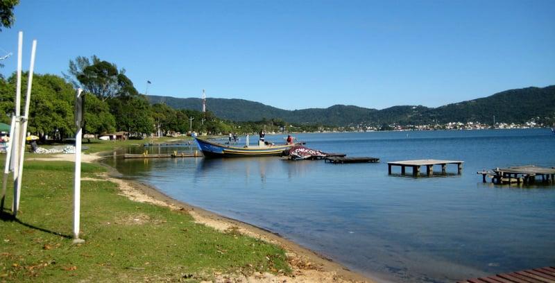 Praias do leste de Florianópolis: Lagoa da Conceição