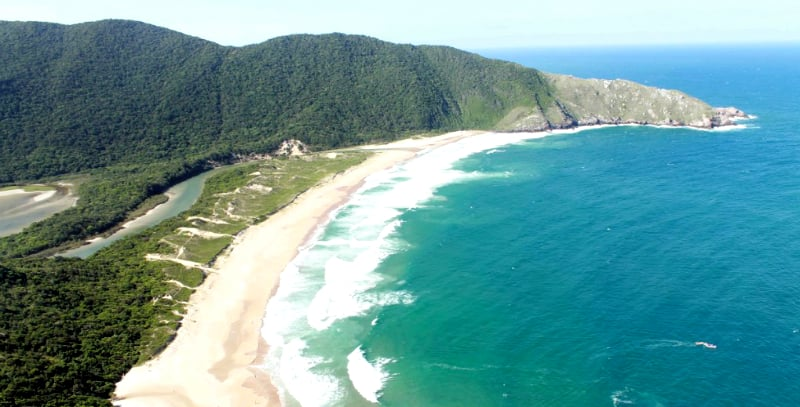 Melhores praias em Florianópolis: Lagoinha do Leste